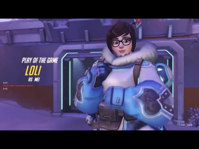 Play of the game - Parody - Meme Compilation | OVERWATCH june 2016 - Coub - GIFs with sound