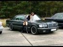 Мерседес W126 автомобиль-легенда !