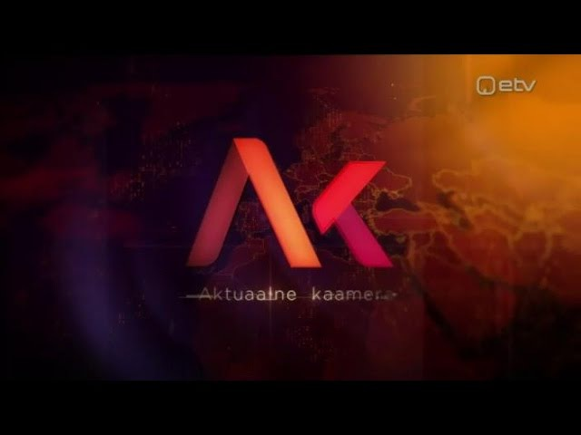 Aktuaalne kaamera - eestikeeles 9.03.2017 Актуальная камера - на эстонском языке 9.03.2017