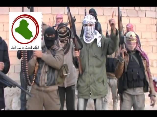 Революционеры племён Фаллуджи (ГВСИР) против Малики (говорят мы не дааш). Январь 2014
