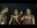 Zaho et Florent Mothe - Mon Combat (Tir Nam beo) extrait du DVD La L