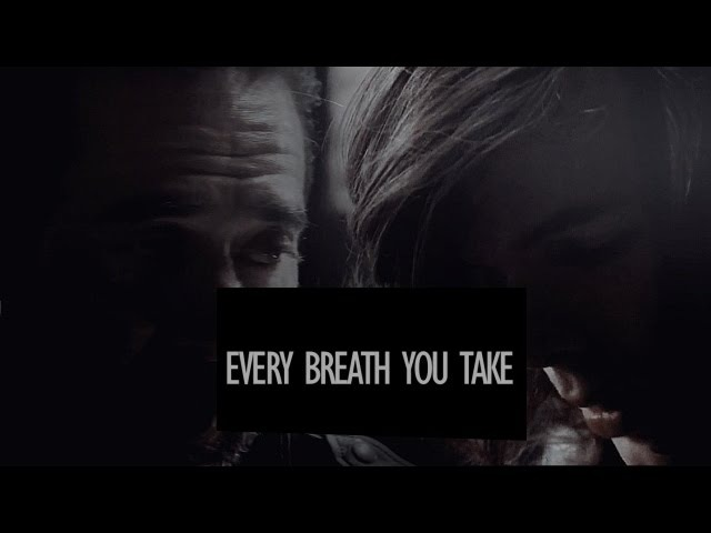 Negancarl | every breath you take