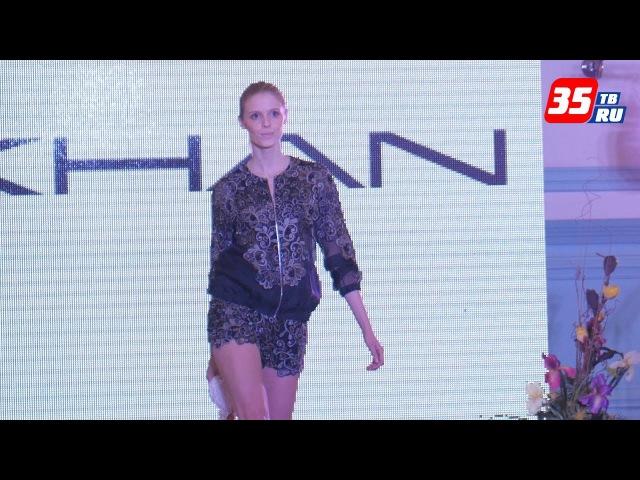 Больше 150 нарядов показали дизайнеры на модном дефиле фестиваля кружева