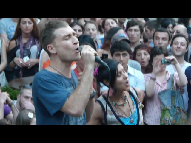 Dub FX - love me or not, Tbilisi 5/06/2012