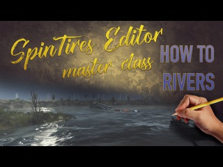 SpinTires Editor - how to rivers (by Psix19rus)