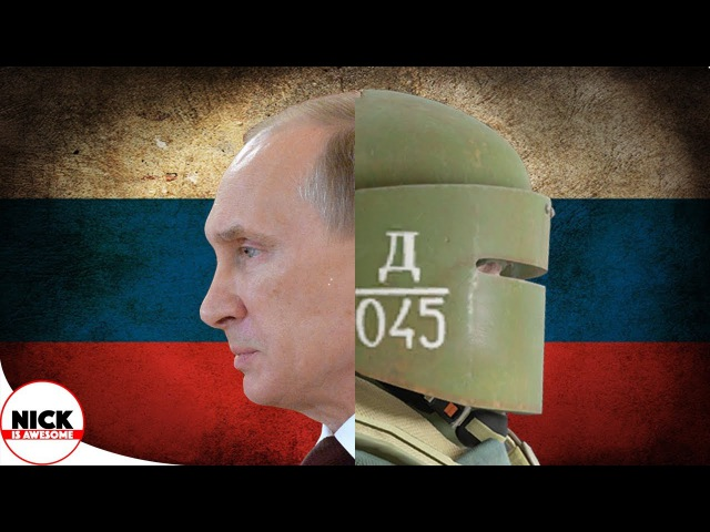 100 PROOF Vladimir Putin and Tachanka are the SAME PERSON! not clickbait GTA 6