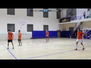 Чемпионат. Дивизион Центр. SPb_Lakes - Red group 6:4 (видеообзор)
