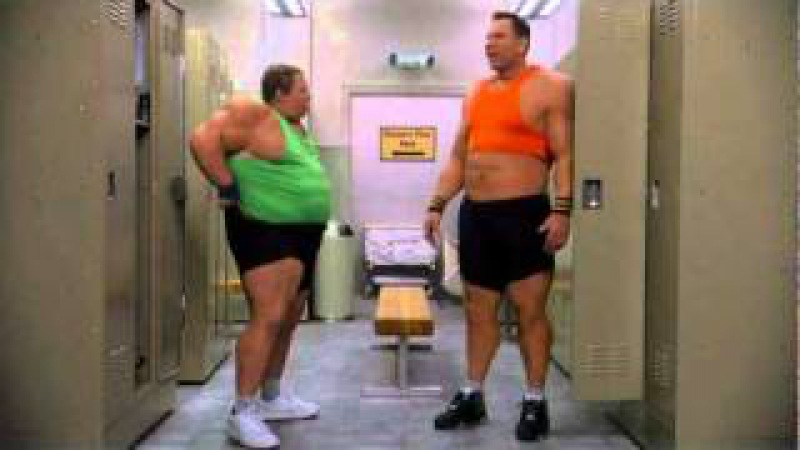 Little Britain USA - American Gym HD
