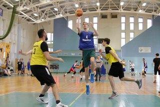 Чемпионат Самарской области по баскетболу 3х3. Финал