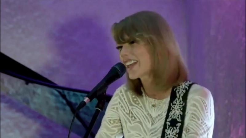 Taylor Swift - Shake It Off (Acoustic Live at Nova's Red Room Australia 2015)