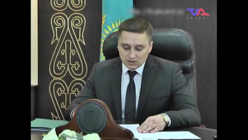 Максим Сушко назначен пресс-секретарем акима Лисаковска