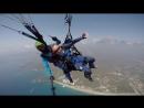 Прыжок с горы Тахталы 2365 метров над уровнем моря_3