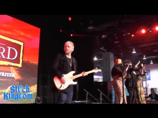 (The Lion Guard) - Disney The Lion Guard Theme Song (Full) Performed Live by Beau Black at D23 Expo