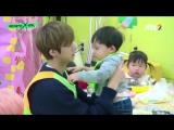 Обычный день в корейском детском саду (feat Monsta-X)