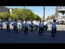 Марш-парад духовых оркестров. Амурские волны. Хабаровск 17