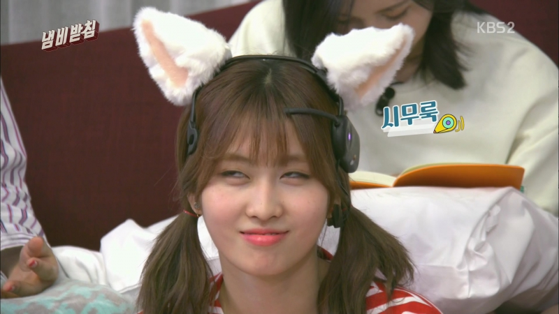 170620 Twice в шоу KBS2 @ Pot Stand.