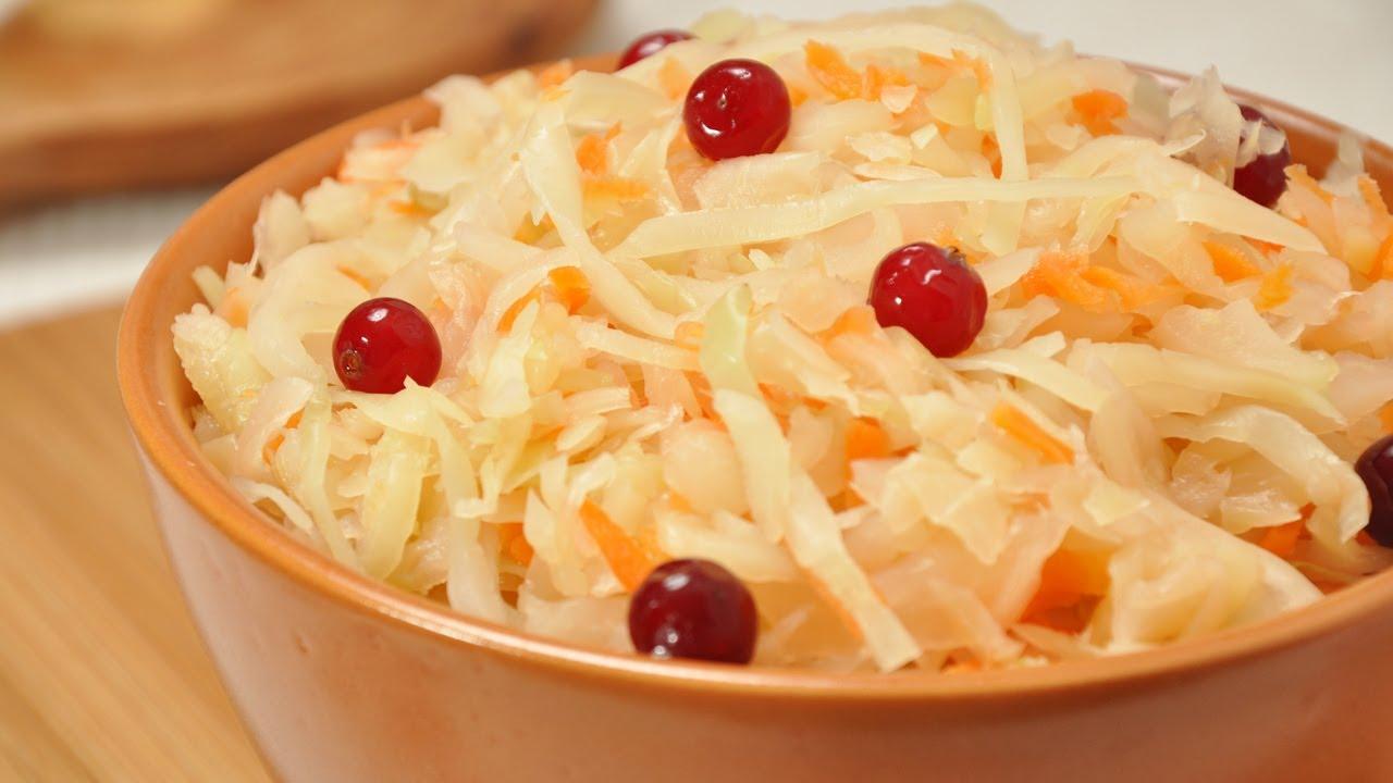 Рецепты квашеной капусты в дубовой бочке