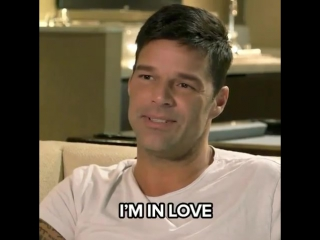 We're so happy seenig #RickyMartin in L♡O♡V♡E! VH1
