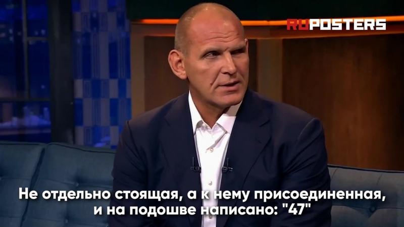 Не уложенный на лопатки: великому чемпиону Александру Карелину - 50 лет