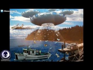 Before roswell- maury island ufo crash exposed 12-11-16