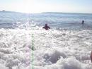 Сочи-Адлер, пляж Огонёк
