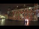Варшава, 24 декабря, старе място, католический сочельник