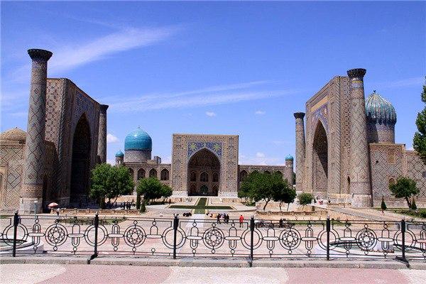 Memorizable trip to Uzbekistan