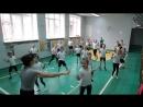 открытый урок по ритмике в школе