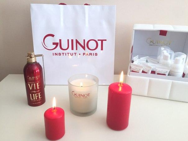 Мы создали особую атмосферу на празднике Guinot. Следите за новостями
