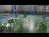 Тренировка ФК Ресурсы Сибири
