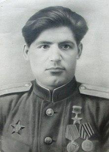 В действующей армии с июля 1943 года