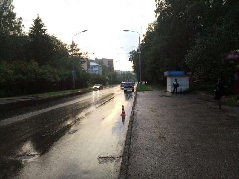 Полиция Томска проводит проверку ДТП во время урагана 24 августа