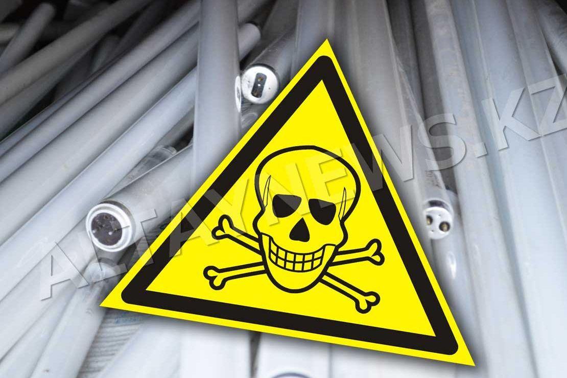 Томская компания почти год занималась вывозом ртутьсодержащих отходов без лицензии