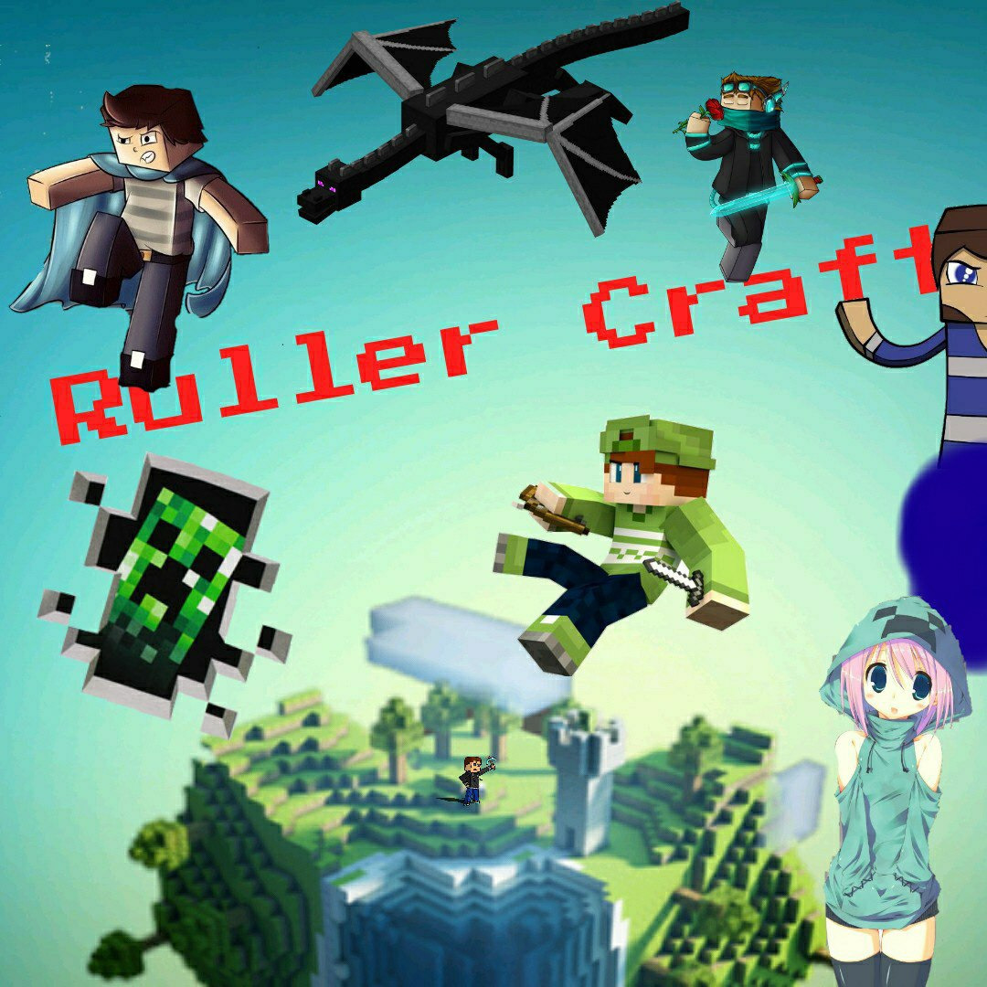 -Ruller Craft- Версия PE 0.16.x