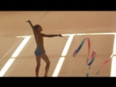 Катя Козлова. турнир памяти Урванцевой. лента. 27.08.17