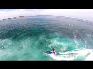 «Сёрфинг — это жизнь. Всё остальное вторично»
