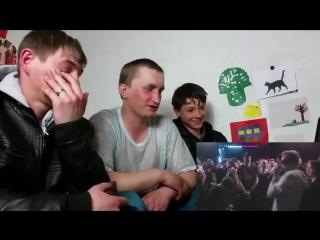 Деревенские парни смотрят VERSUS Эльдар Джарахов vs ЛАРИН