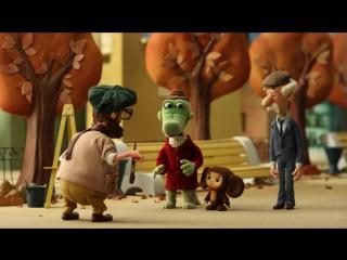 Новый мультфильм про Чебурашку и Гену