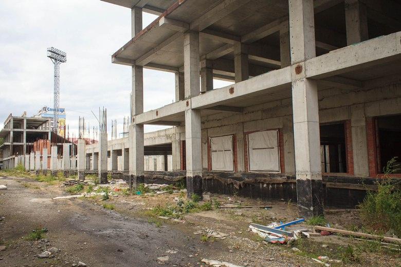 «Рилонд» обратился в Верховный суд по делу о трибуне томского стадиона «Труд»