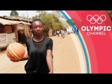 A Talented Refugee and Her Dreams of Playing Basketball  Camps to Champs