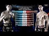 Superbon Banchamek vs Jomthong Chuwattana Kunlun fight 56 WORLD MAX 70kg FINAL 112017