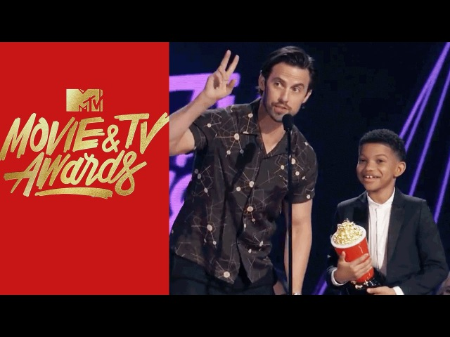 The Stars Of 'This Is Us' Accept the Tearjerker Award | MTV Movie TV Awards