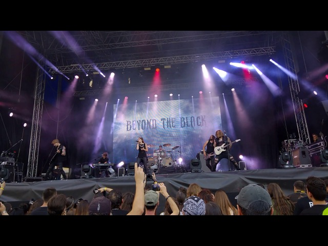 Beyond the Black - Lost in Forever (live Sibiu 2017)
