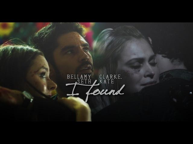 Bellarke Sethkate | I found (For Allie)