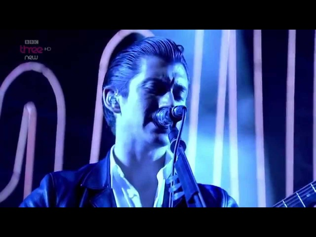 Arctic Monkeys - N°1 Party Anthem Live Reading Leeds Festival 2014 Hd