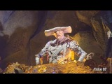 4K Amazing Shanghai Disneyland Pirates of the Caribbean Ride 2016 - Spectacular one of a Kind Ride