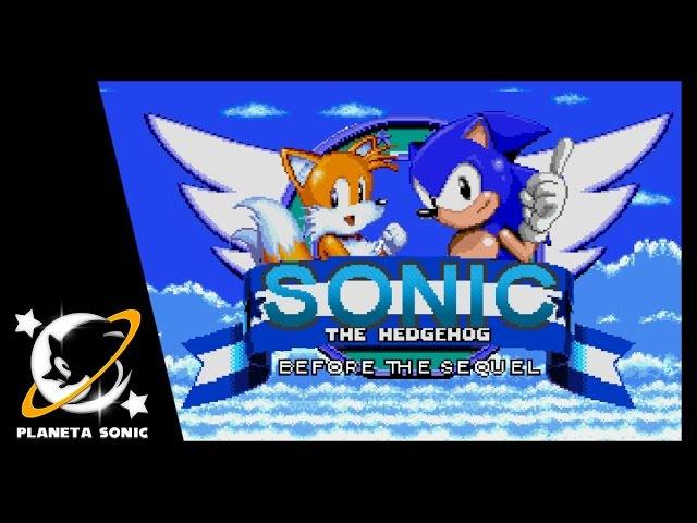 [DETONADO] Sonic Before The Sequel - Entre o Sonic 1 e Sonic 2