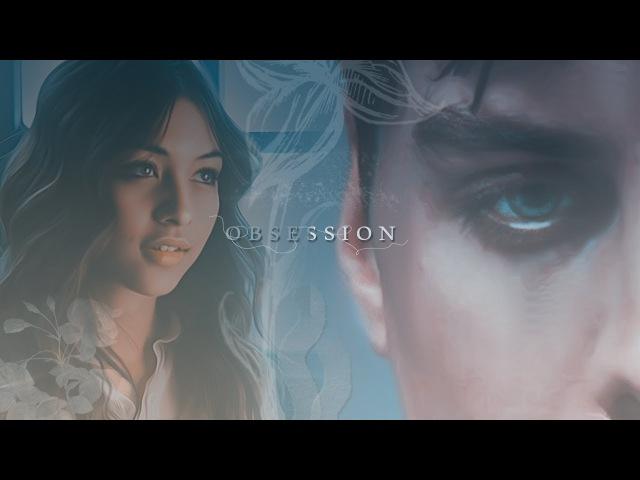 Rowan brandon | obsession [AU]