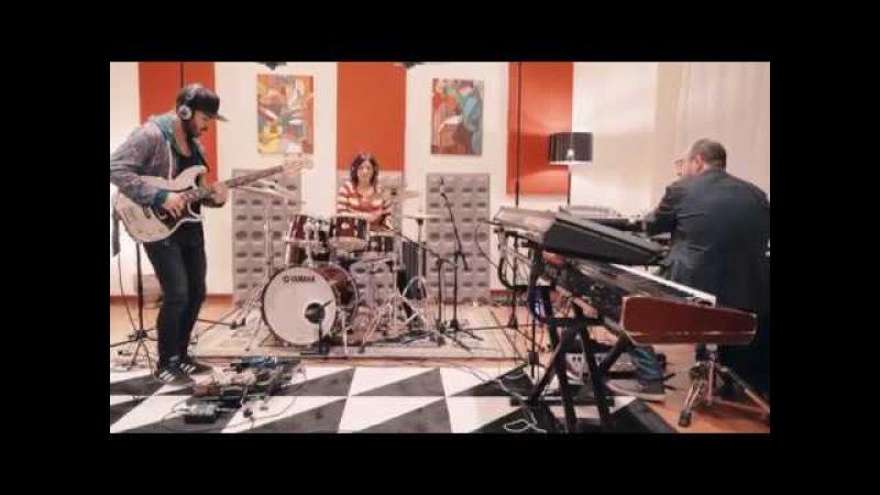 Miki's Groove - Miki Santamaria, Patti Ballinas Alvaro Gandul [Yamaha Studio Session]