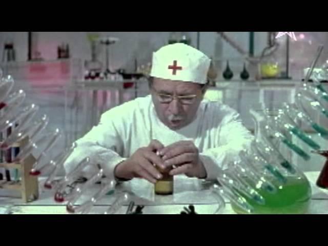 Аптекарь. По мотивам песни Машрумера